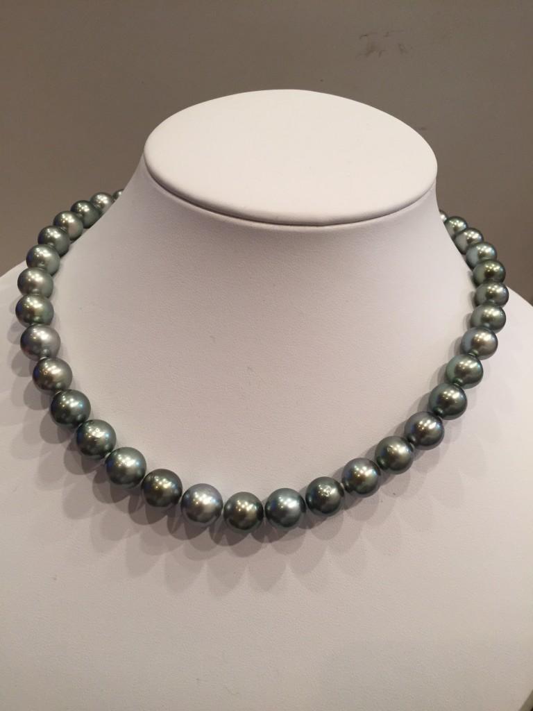 南洋黒真珠 ネックレス