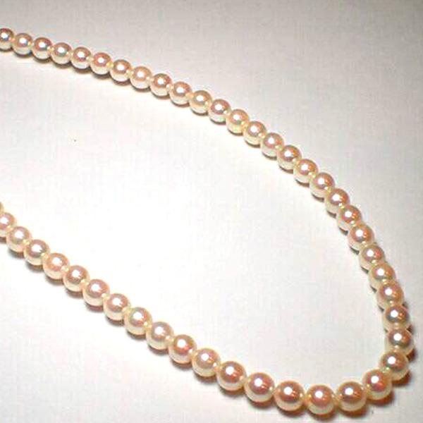 真珠ネックレス 50.8g