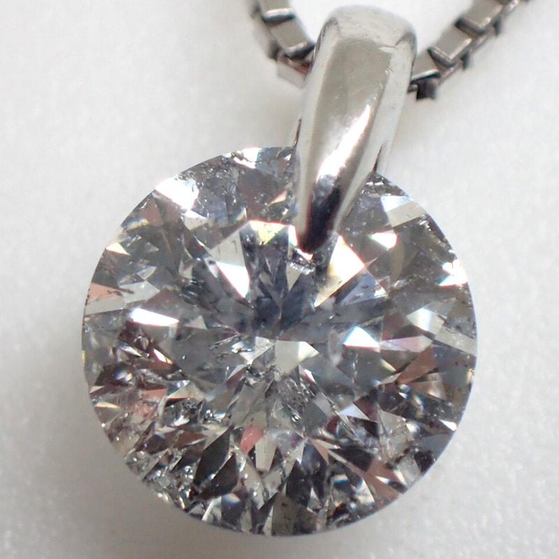 ダイヤモンドペンダント2.051ct