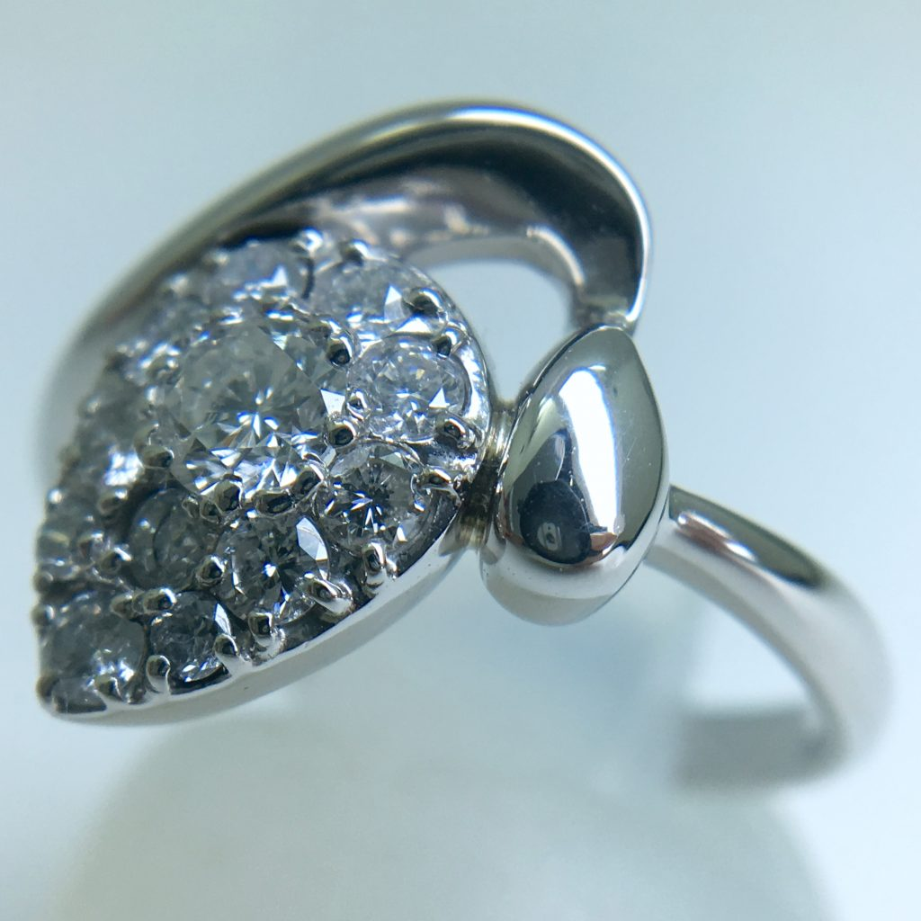 ダイヤモンドリング0.5ct