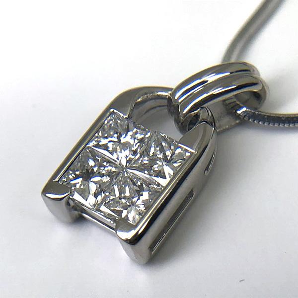 ダイヤモンドペンダント1.0ct