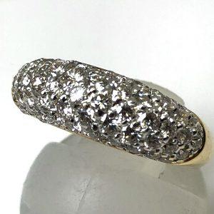 ダイヤモンドリング1.11ct