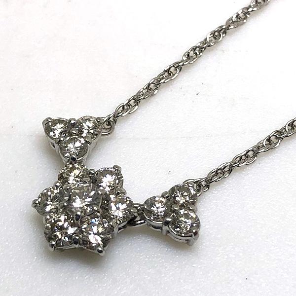 ダイヤモンドネックレス1.05ctの買取実績