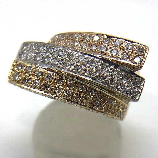 ダイヤモンドの指輪1.38ct