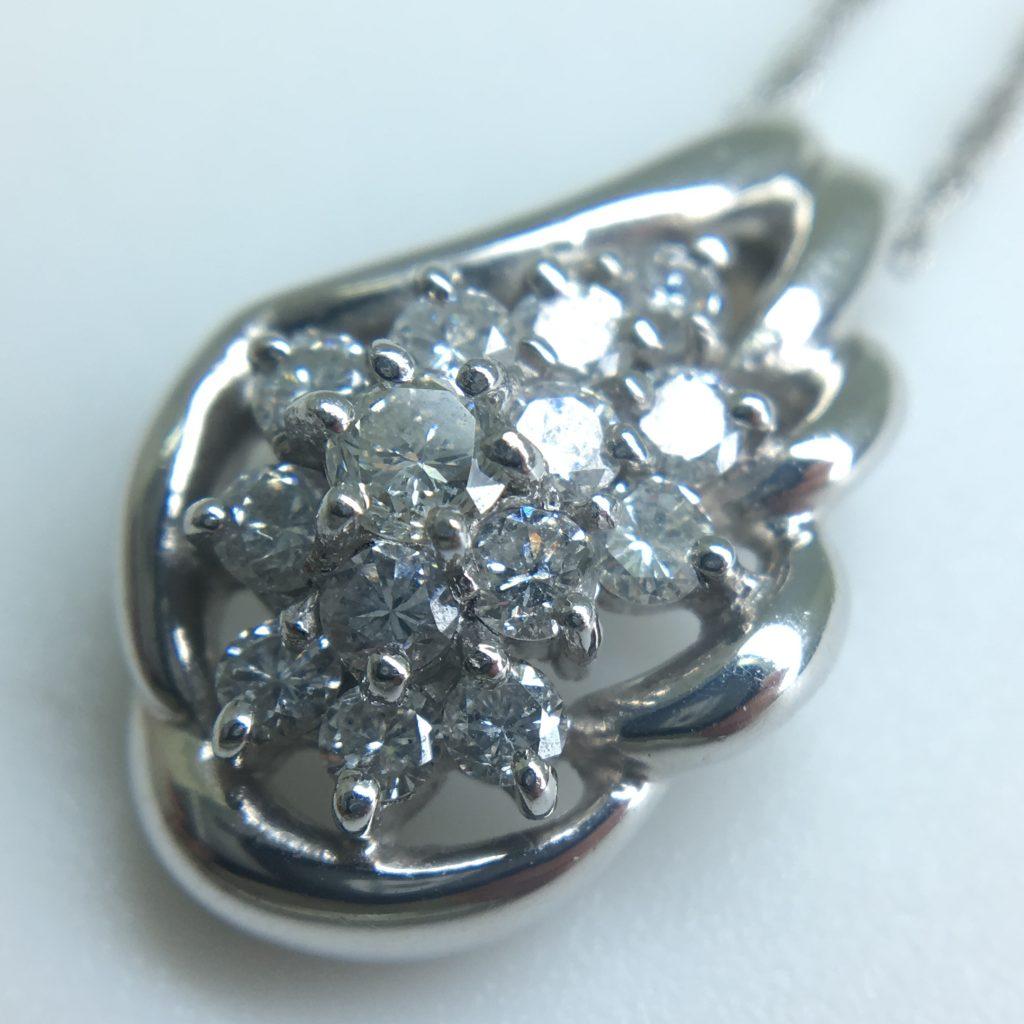 ダイヤモンドペンダント0.7ct