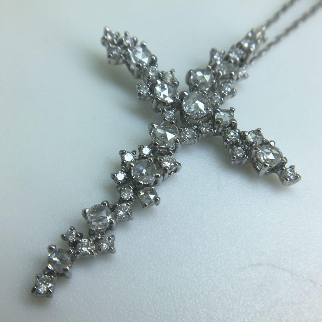 ダイヤモンドペンダント1.10ct