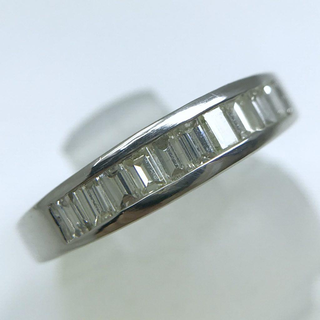 Pt900ダイヤモンドリング0.5ct