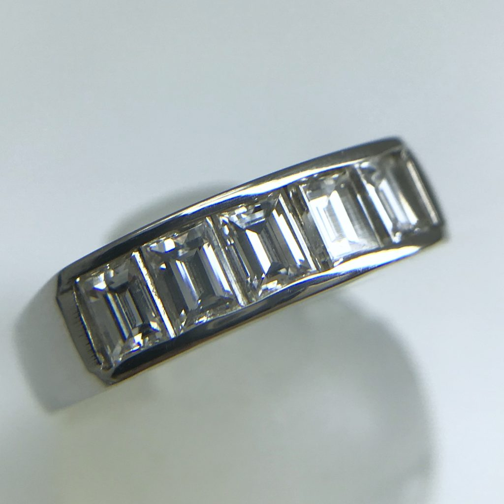 pt900ダイヤモンドリング1.05ct