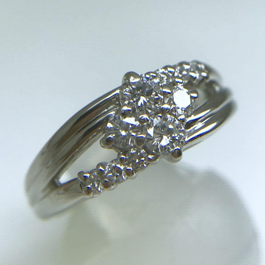 ダイヤモンドリング0.50ct