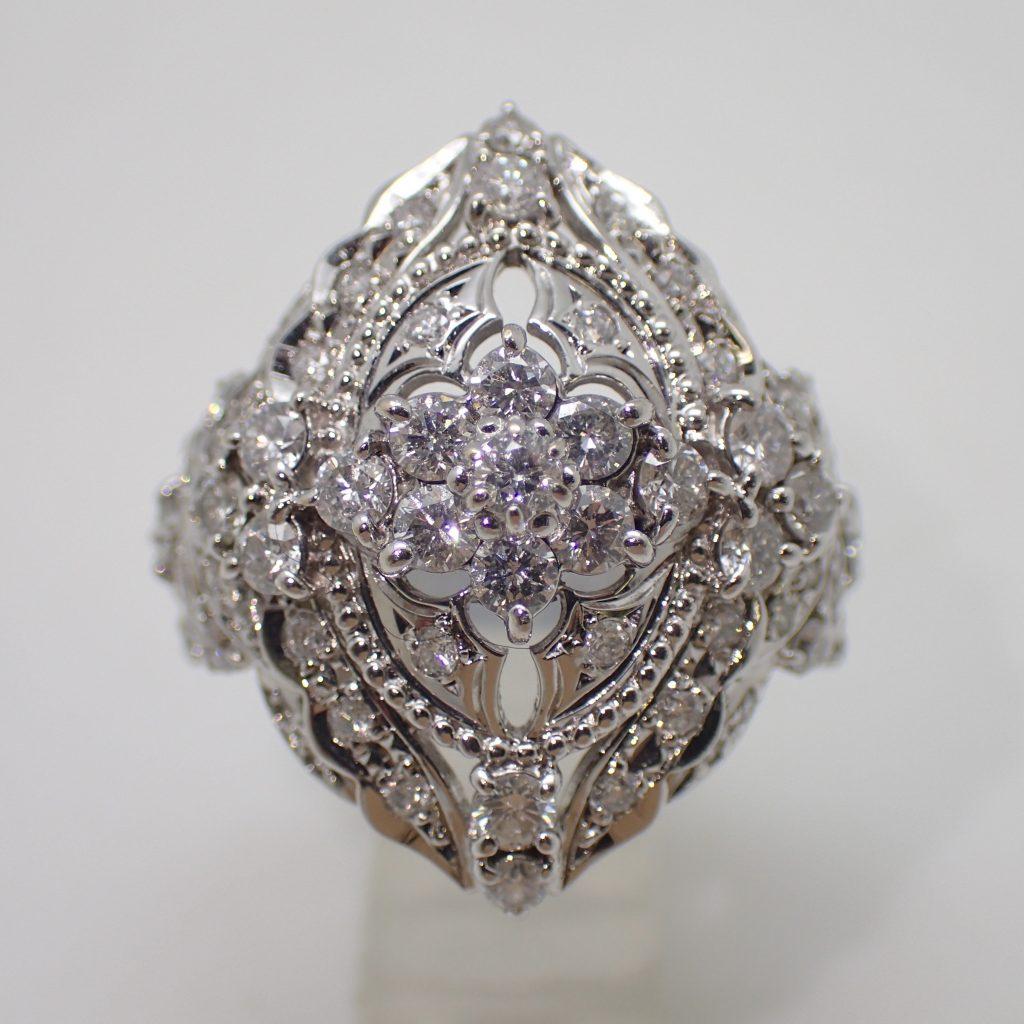ダイヤモンドリング2.0ct