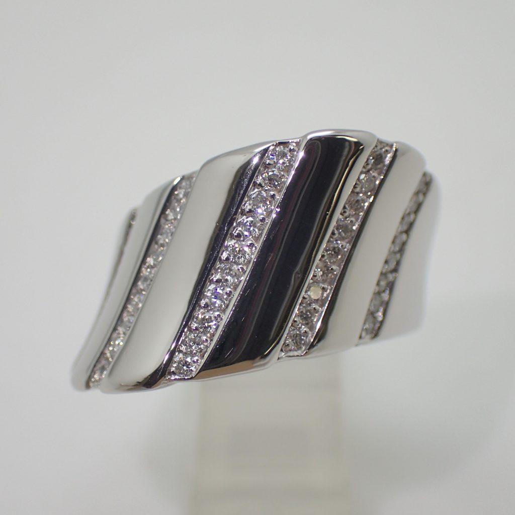 ダイヤモンドリング0.506ct