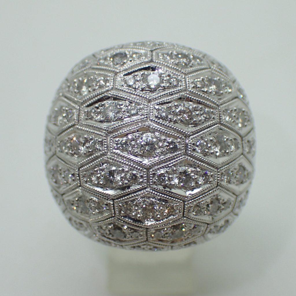 ダイヤモンドリング2.23ct