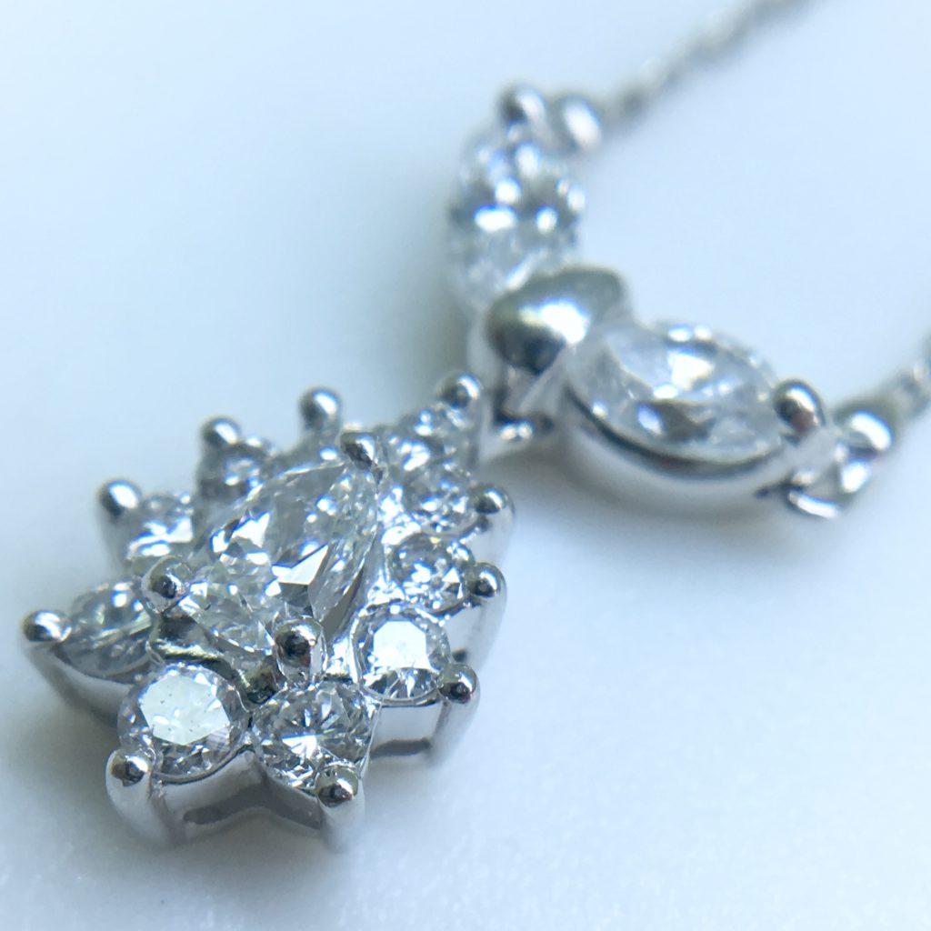 ダイヤモンドペンダント0.53ct