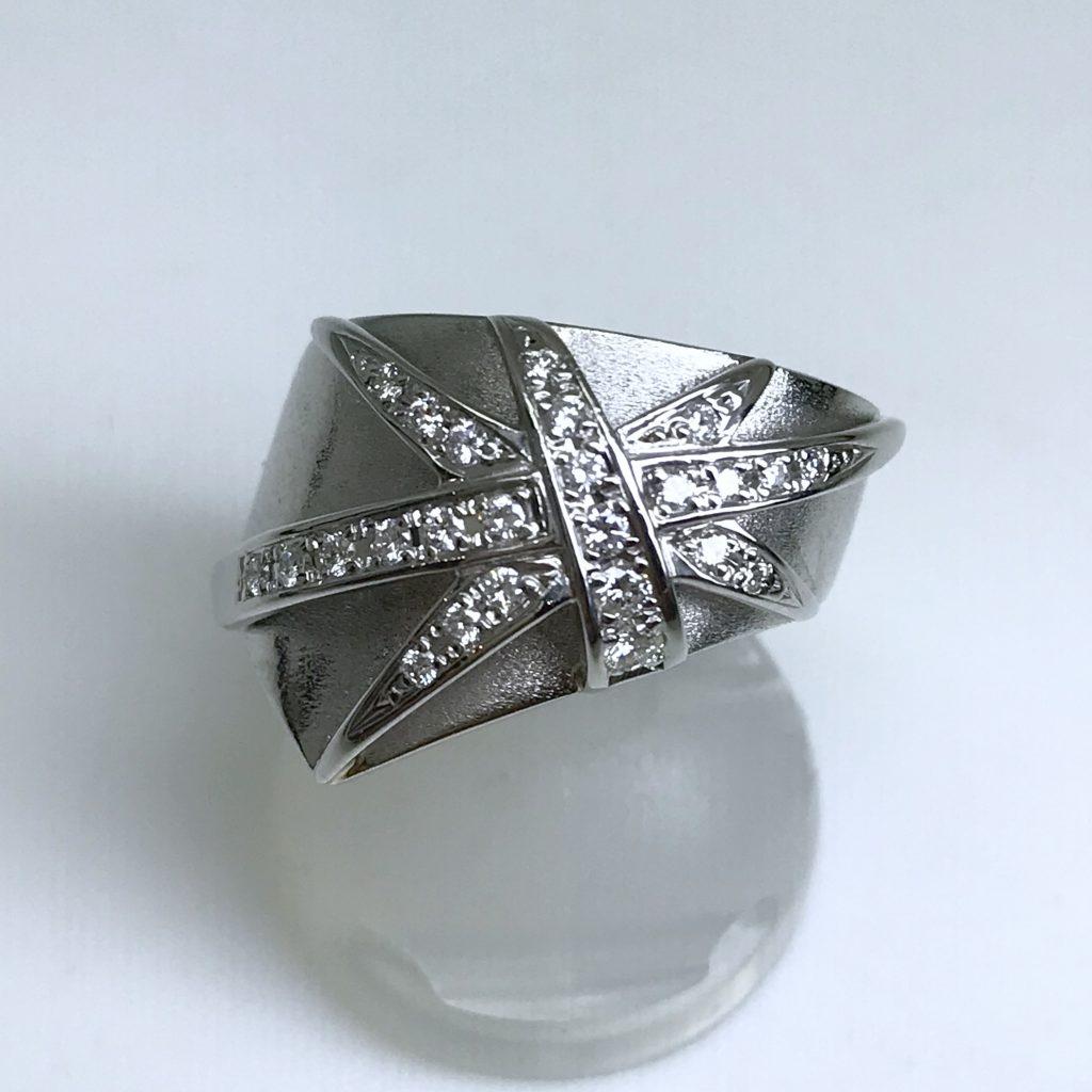 ダイヤモンドリング0.21ct
