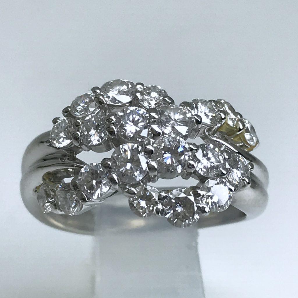 ダイヤモンドリング1.81ct