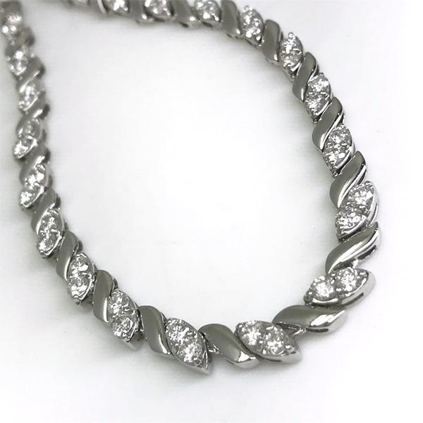 ダイヤモンドネックレス5.5ct
