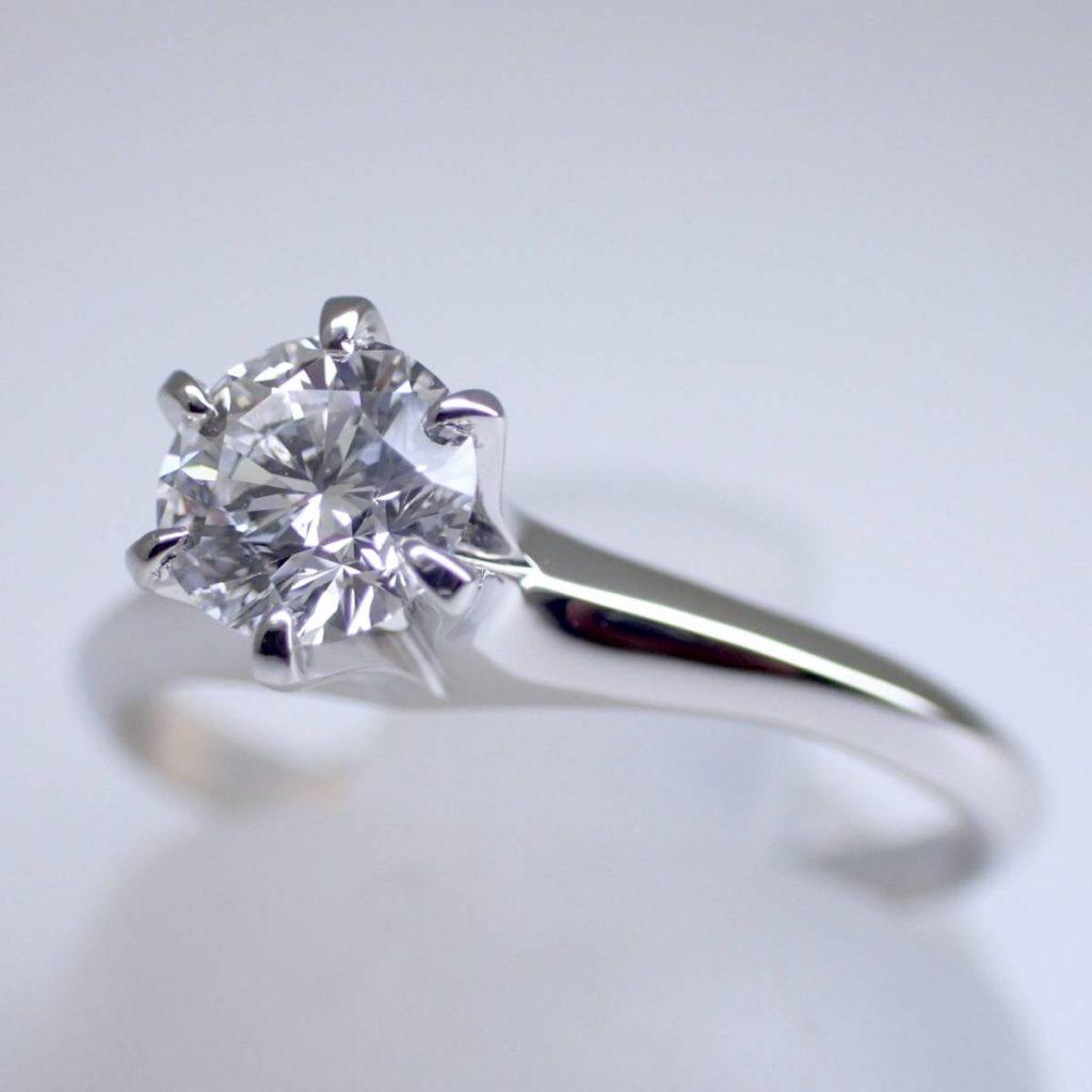 MIKIMOTO(ミキモト) ダイヤモンドリング 0.47ct