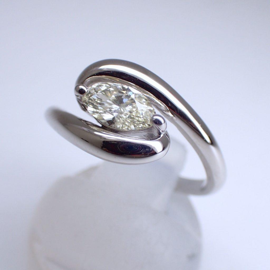 TASAKI(田崎真珠) ダイヤモンドリング 0.50ct
