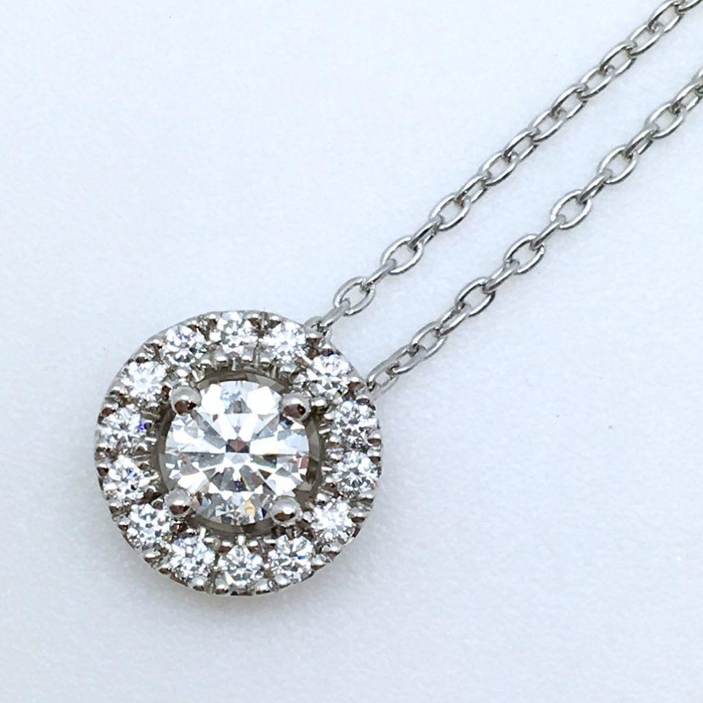 FOREVERMARK(フォーエバーマーク) ダイヤモンドペンダント 0.25ct