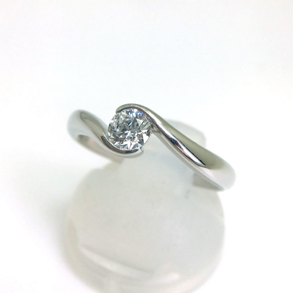 FOREVERMARK(フォーエバーマーク) ダイヤモンドリング 0.32ct