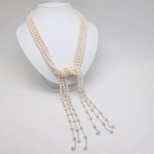 アコヤ本真珠ネックレス 144g