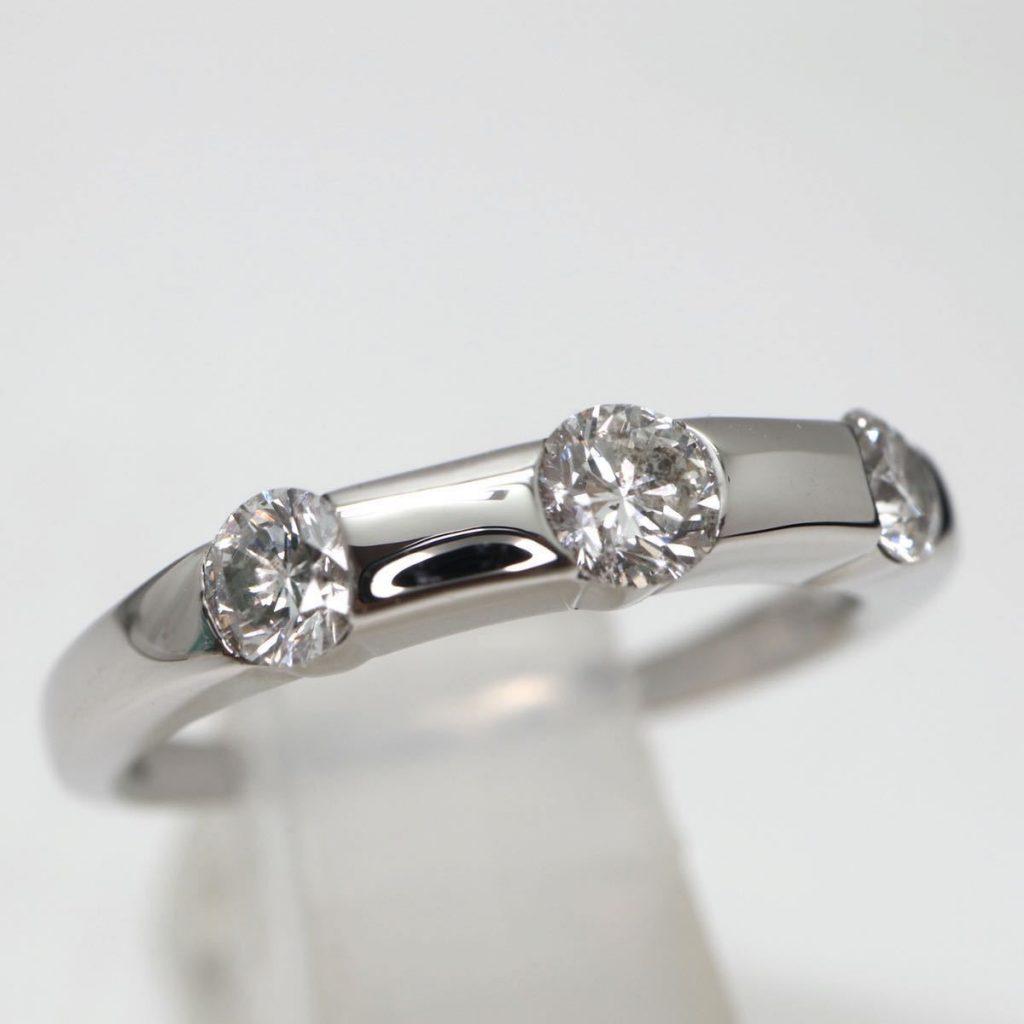 ダイヤモンドリング 0.43ct