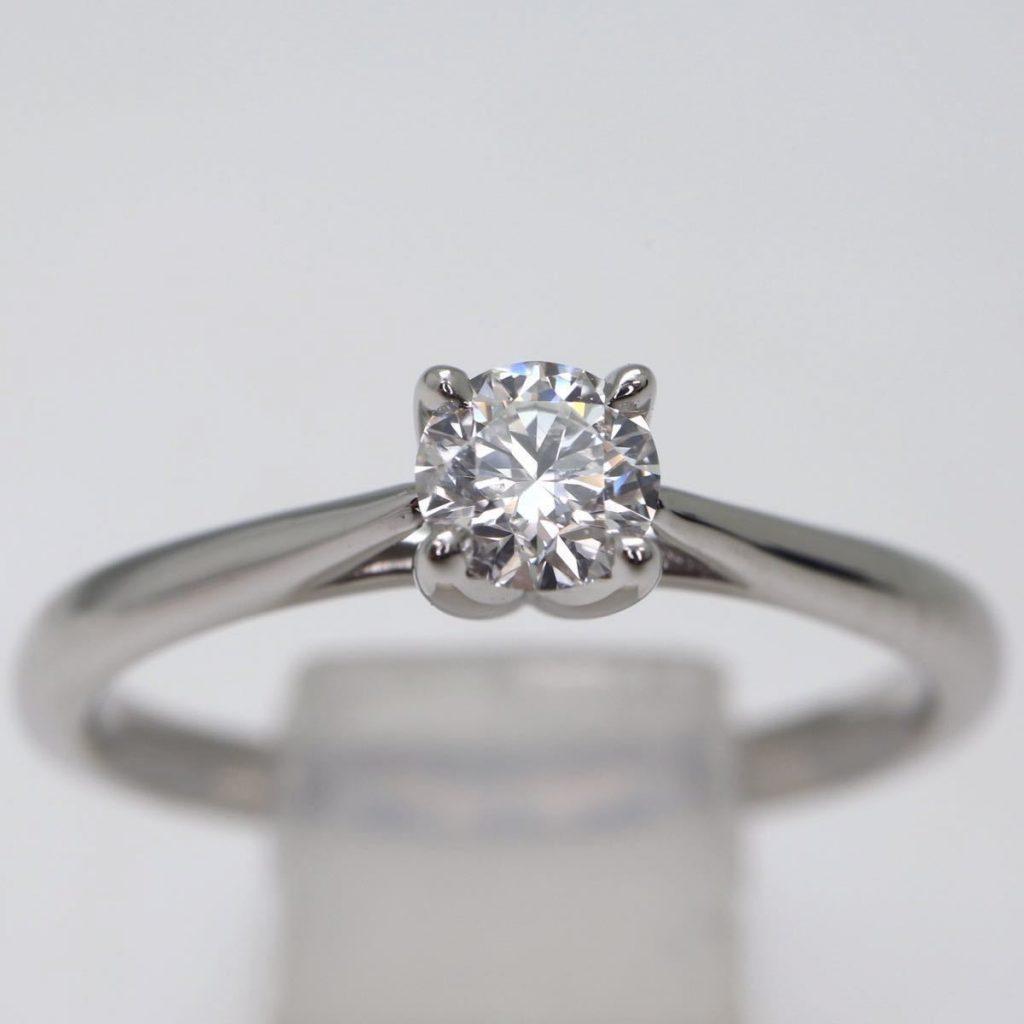 ダイヤモンドリング 0.205ct