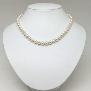 アコヤ本真珠ネックレス 35.2g