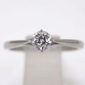 天然ダイヤモンドリング 0.193ct