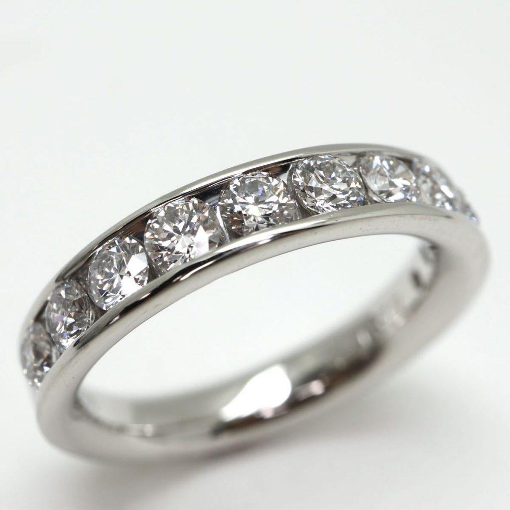 天然ダイヤモンドリング1.017ct