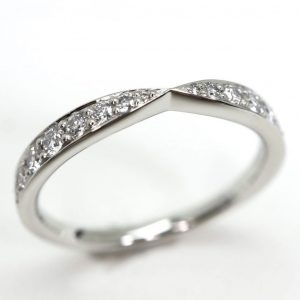 天然ダイヤモンドリング2.3g